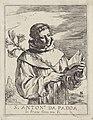 De heilige Antonius van Padua, RP-P-OB-36.355.jpg