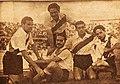 Deambrossi, Moreno, Pedernera, Gallo y Loustau en 1942, Estadio, 1944-08-11 (76).jpg