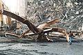 Debris pile at Ground Zero-World Trade Center site-NYC.jpg