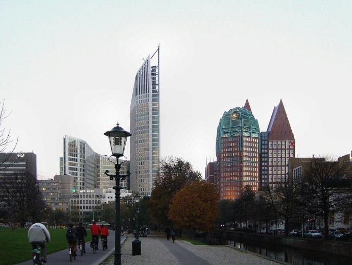 Den Haag Centrum nieuwe architectuur