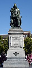 statue of William the Silent