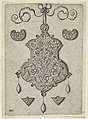 Design for the Verso of a Pendant with a Flower-Piece at Bottom Center MET DP837430.jpg