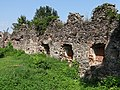 Detail of Castle Walls - Uzhhorod - Ukraine - 02 (36460621942) (2).jpg