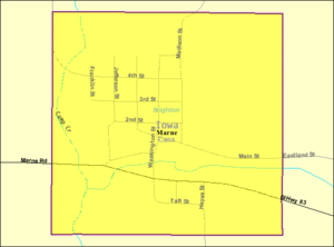 Detailed map of Marne, Iowa.png