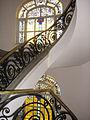 Detalle de vitrales y escalera..jpg