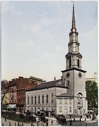 Park Street Church - Park St. Church, 1904