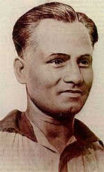 Painting of Dhyan Chand