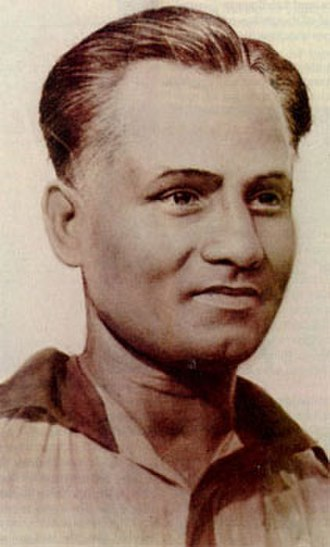 Dhyan Chand - Image: Dhyan Chand closeup