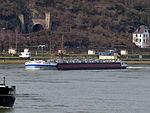 Diamar, ENI 02327108 at the Rhine river pic1.JPG
