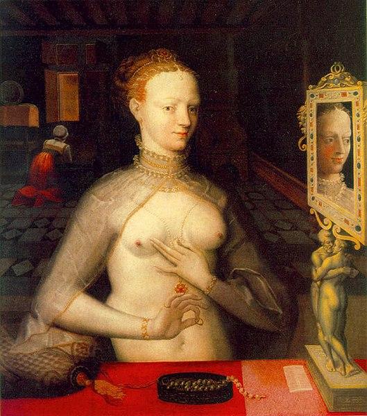 File:Diane de Poitiers School of Fontainebleau 1590.jpg