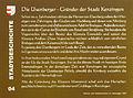 Die Üsenberger - Gründer von Kenzingen, Tafel.jpg