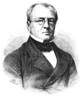 Heinrich Leo German historian and politician