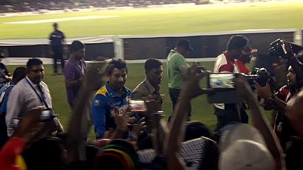 Dilshan in his last ODI Dilshan in his last ODI at Dambulla.jpg