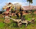 Dinosaurios Park, Baryonyx.JPG