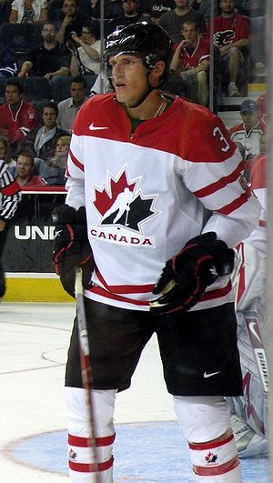 Dion Phaneuf - Image: Dion Phaneuf Canada