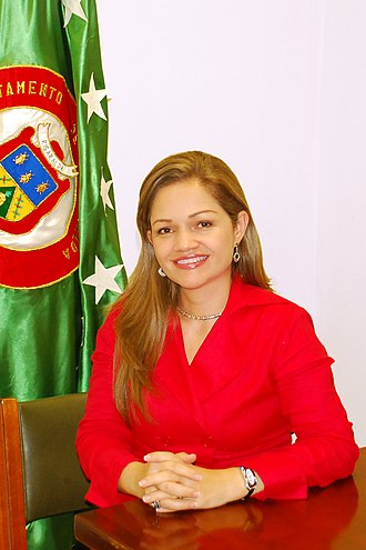 Independent Movement of Absolute Renovation - Martha Cecilia Alzate,   Former deputy of Risaralda