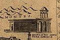 Dispositio Sepvl Tvre Domonice. Tilemann Stella. Terræ Sanctæ, qua Promissionis terra, est Syriæ pars ea, quæ Palæstina uocatur.17th century (cropped).jpg
