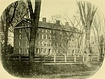 Divinity College at Yale before 1870, Memories of Yale life and men, 1854-1899 (1903).jpg
