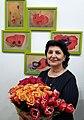 Doctor Karine Arustamyan is also a painter.jpg