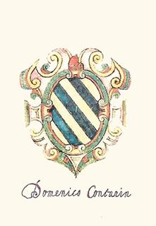 Domenico I Contarini Doge of Venice