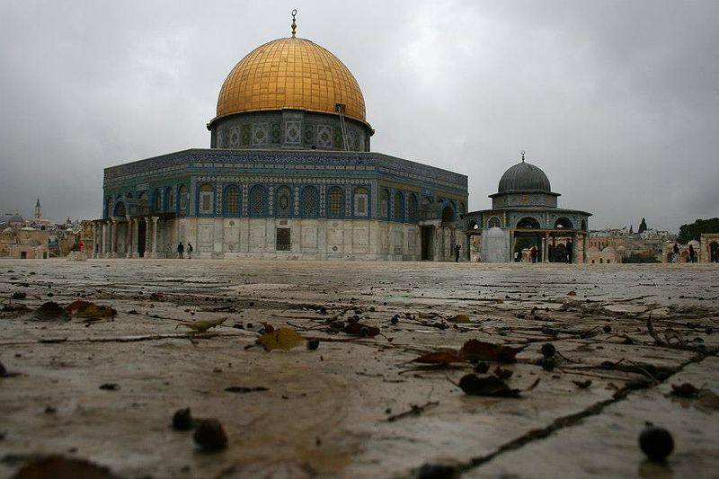 চিত্র:Dome of the rock 2012.jpg