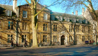 Blackfriars, Oxford Permanent Private Hall of the University of Oxford