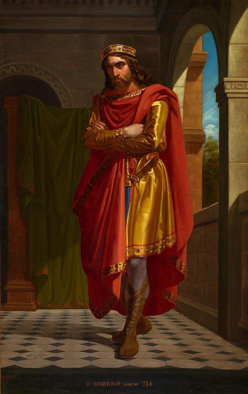 Don Rodrigo, rey de los visigodos (Museo del Prado).jpg