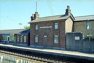 Donabate - Donabate railway station