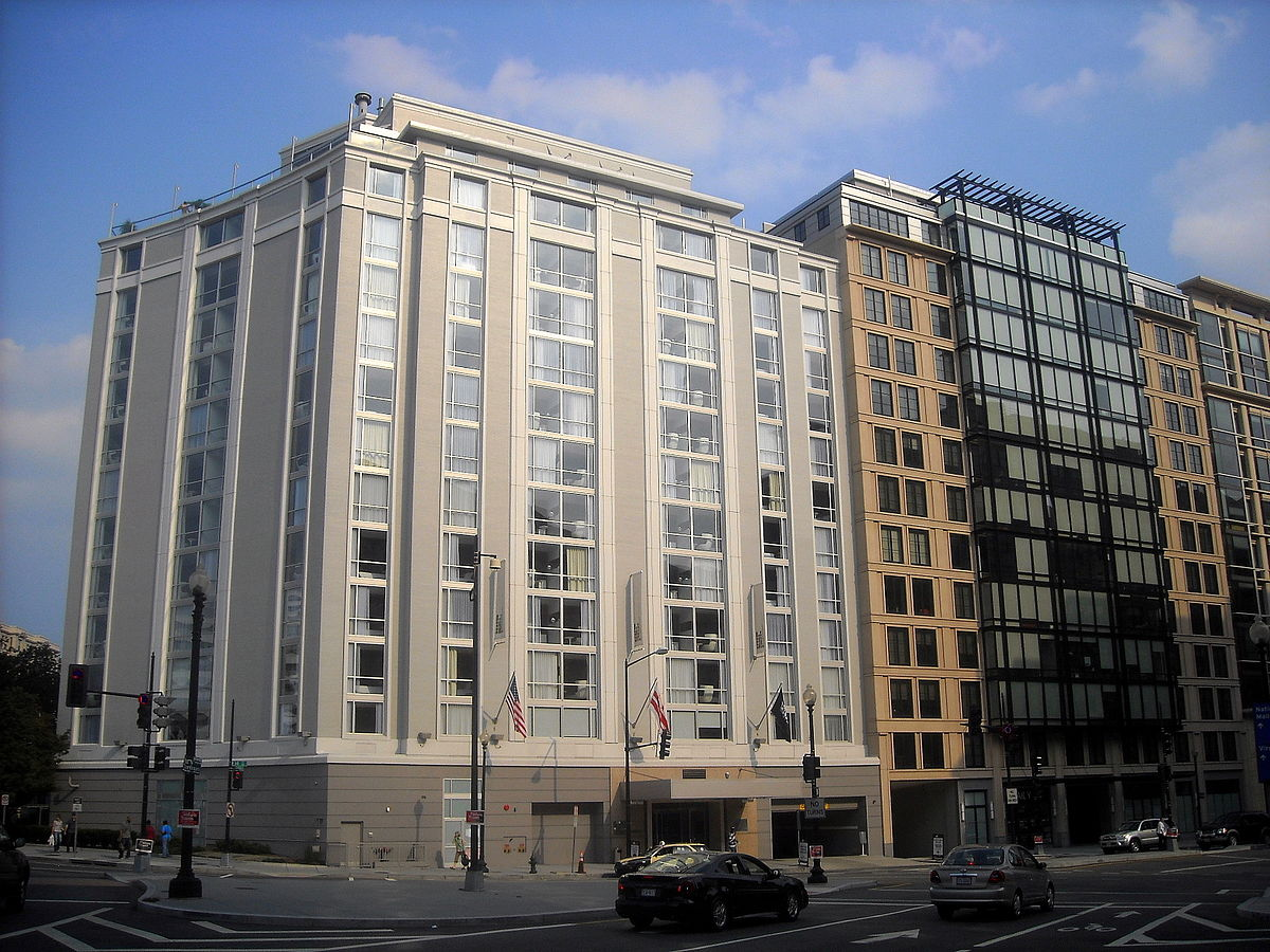 Washington Dc Hotels >> Donovan Hotel - Wikipedia