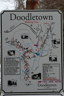 Doodletown, New York human settlement in New York, United States of America