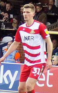Paul Downing (footballer) British footballer
