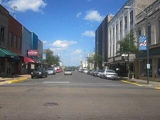 Camden, Arkansas City in Arkansas, United States