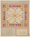 Drawing, Design for a Painted Square Ceiling, 1856 (CH 18558835).jpg