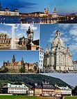 Drezno - Frauenkirche - Niemcy