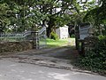 Driveway to Country House at Tredudwell. - geograph.org.uk - 533970.jpg