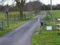 Driveway to Danby Hill - geograph.org.uk - 144519.jpg