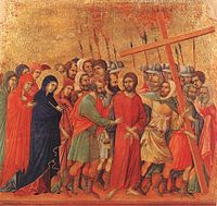 Duccio di Buoninsegna - Way to Calvary - WGA06811.jpg