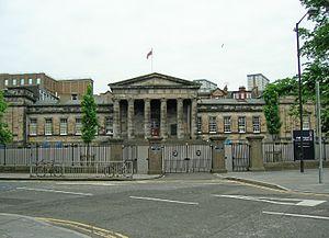 High School of Dundee - The Boys School of 1834