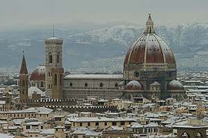 Timeline of Italian architecture - Florence Cathedral.