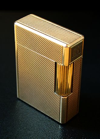 S. T. Dupont - A lighter by S.T. Dupont