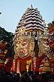 Durga Puja Pandal - Tridhara Sammilani - Manohar Pukur Road - Kolkata 2014-10-02 9028.JPG
