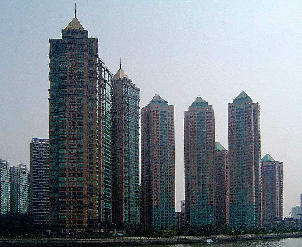 Dwelling houses in Guangzhou-2