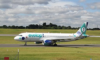 Evelop Airlines - Evelop Airlines Airbus A320-200