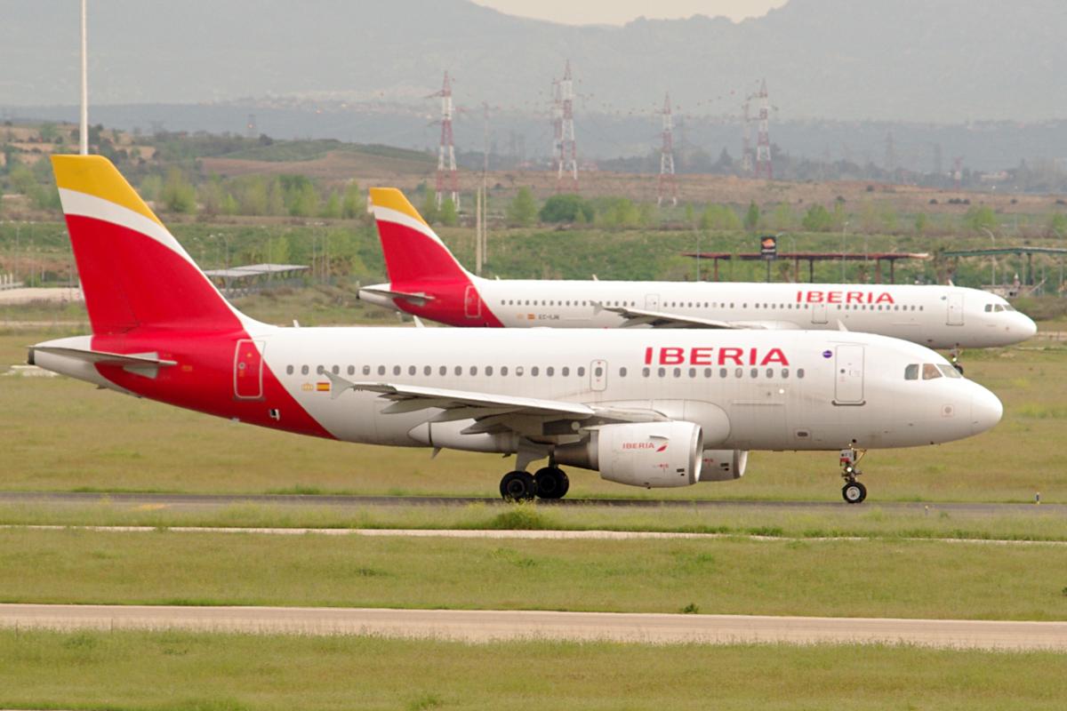 Iberia azienda wikipedia for Cambio orario volo da parte della compagnia