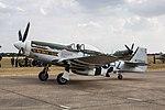 EGSU - North American P-51D Mustang - N351MX The Hun Hunter Texas (42235501500).jpg