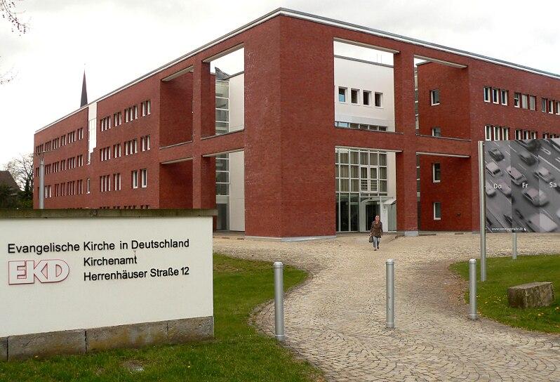 EKD Sitz Hannover