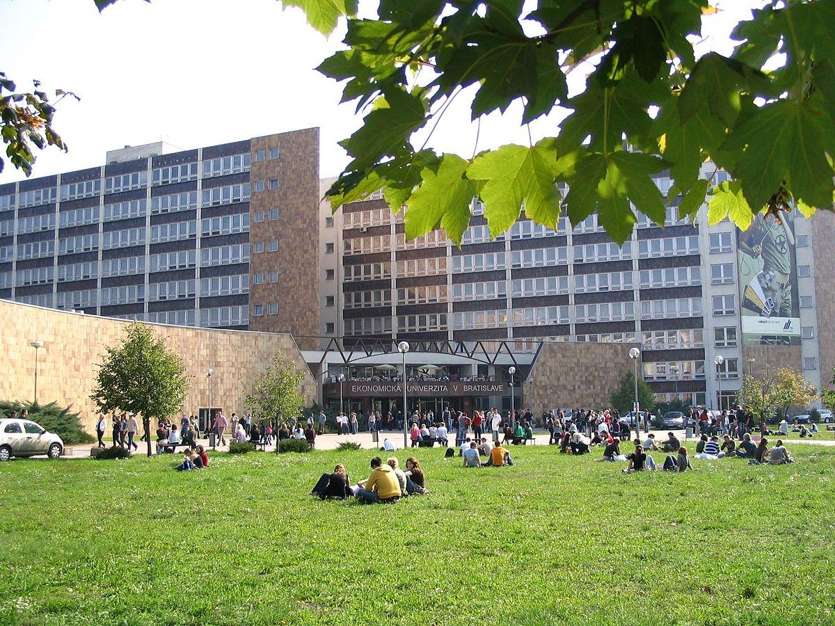 University Of Economics In Bratislava Wikipedia