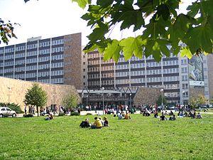 University of Economics in Bratislava - Image: EUBA6