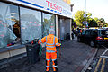 Ealing, looted Tesco after 2011 riots.jpg