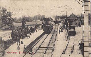 Eardisley railway station